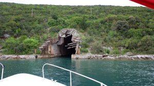 duikboot-zwemmen