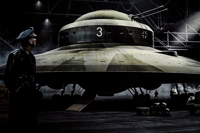 haunebu-ufo