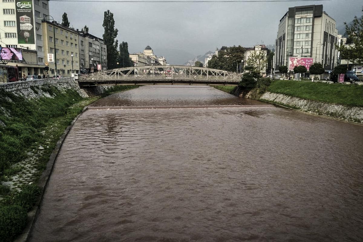 miljacka-river