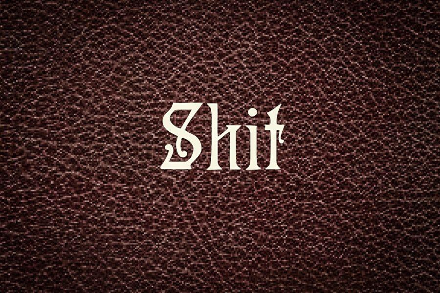 shit-boek
